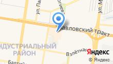 BONANZA на карте