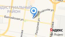 Kinetica на карте