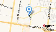 Лакки на карте