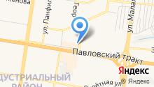HARDCORE на карте