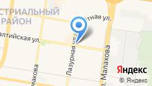 Bearлога на карте