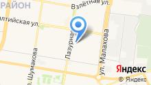 Компания Земпроект на карте