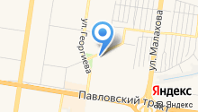 Koyot на карте