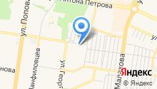 Детская школа искусств №8 на карте