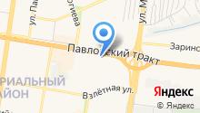 Автоцентр АНТ на карте