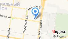 Glamuriki на карте