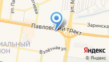 Мерседес-центр на карте