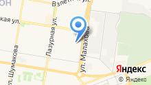 Проектная компания, ЗАО на карте
