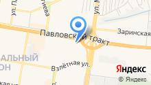 Форд АлтайАвтоЦентр на карте