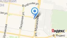 MARKA на карте