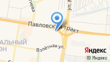 НикАвто на карте