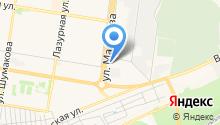 *екс* на карте