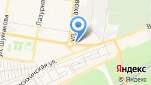 GPS54 на карте