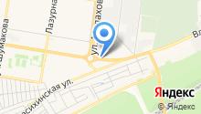 Магазин автозапчастей для Hundai Coynty на карте