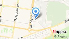 Creonit на карте