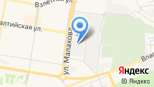 Мастерская по ремонту автостекол на карте