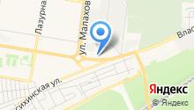 BRP Центр Барнаул на карте