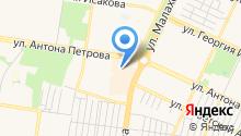 BlueSky на карте
