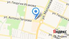 GameShop на карте