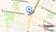 MAG на карте