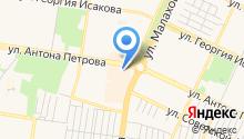 Eyfel на карте