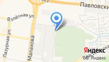 Промаркет на карте