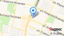 GАСТРОНОМИКА на карте