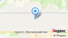 Контракт деталь на карте