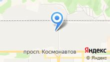 Инзапчасть на карте