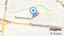 Автокомпас на карте