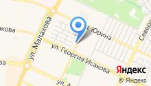Ленд-Сервис на карте