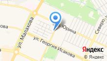 Авто-Актив+ на карте