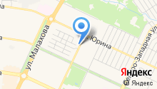 Магазин автозапчастей для Toyota на карте