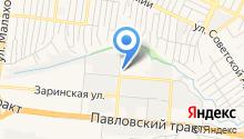 Алтай-Автодом на карте