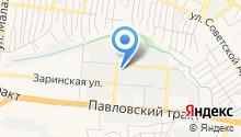 JG на карте