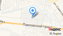 Магазин автозапчастей для ВАЗ на карте