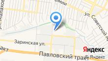 Автомастерская по ремонту автостекол на карте