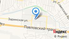 Установочный центр автостекол на карте