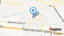 АвтоДИФ на карте