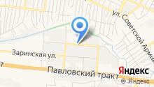 Вектор Плюс на карте