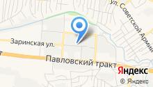 ALIBI на карте