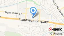 KIRA на карте