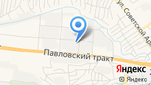 MAXX TURBO на карте
