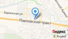 Avtocar на карте