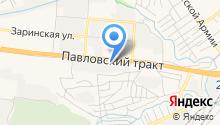 Алтайлесэкспорт на карте