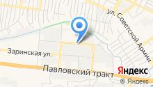 АВТОТОЯМА на карте
