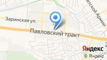 Мастер АВТО на карте