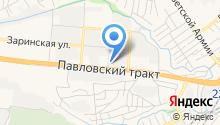 АвтоЛето на карте