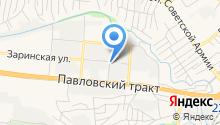 AlphaParts на карте