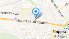 Карс-АВТО на карте